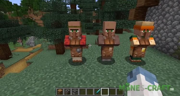Minecraft 1.14 – Snapshot 18W50A