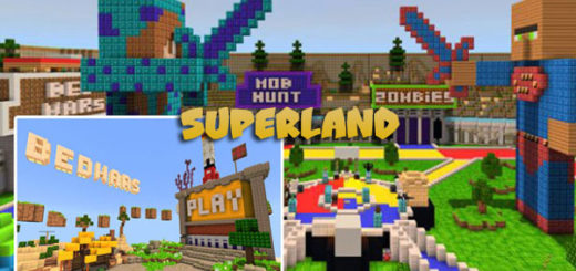 Superland [Minecraft PE]