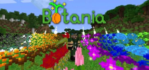 Botania Mod for MCPE