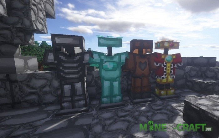 Lazy Texture Pack for Minecraft