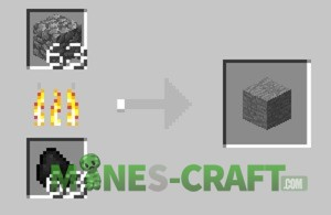 New Recipes MCPE 1.9