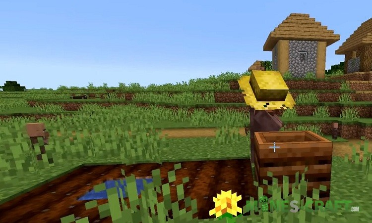 Minecraft Java 1.14 — Village & Pillage