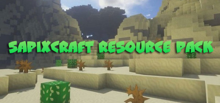 SapixCraft Resource Pack