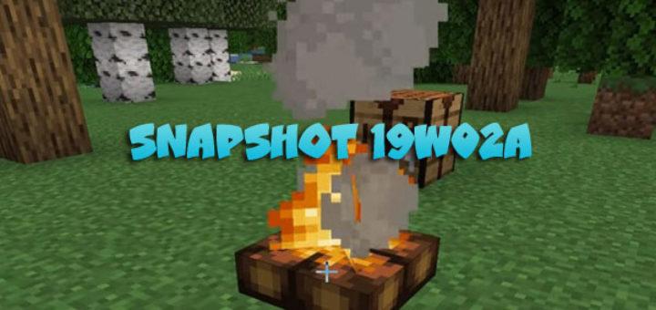 Download Minecraft 1.14 – Snapshot 19W02A