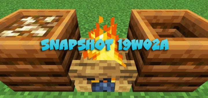 Download Minecraft 1.14 – Snapshot 19W03A