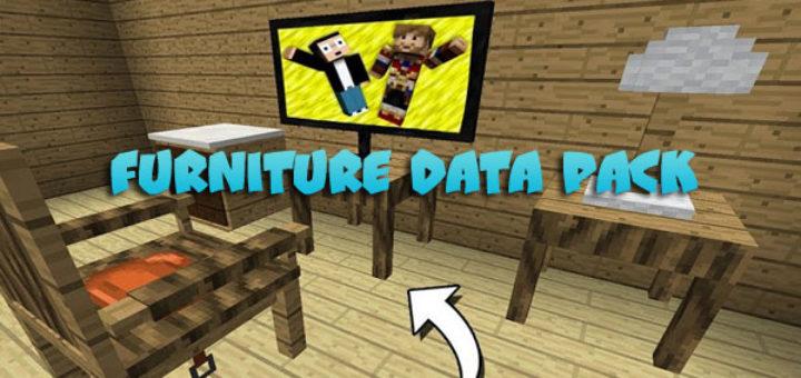 Furniture Data Pack [1.13.2]