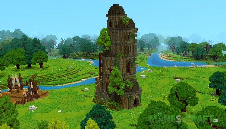 Hytale World Generation | | Mines-Craft com