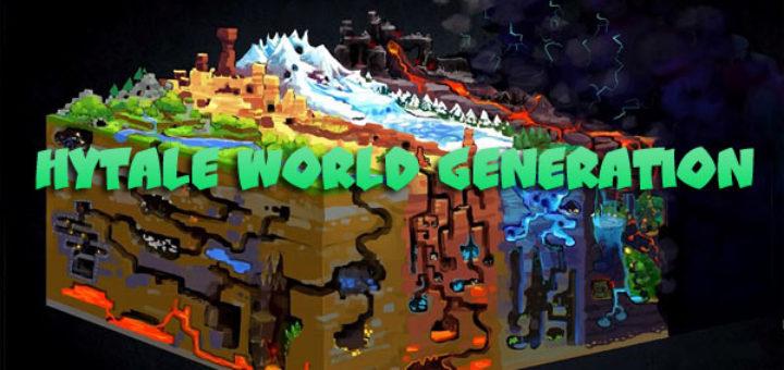Hytale World Generation