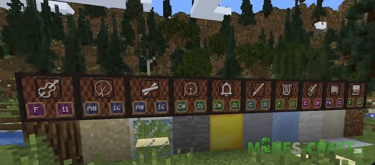 Note-Block Displays Resources [1.13.2]