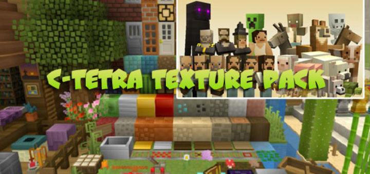 C-Tetra Texture Pack [1.13.2]