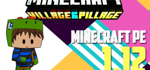Minecraft Bedrock Edition 1.12