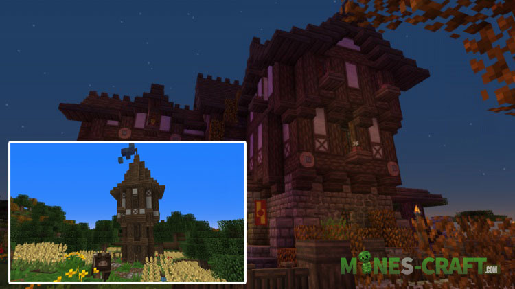 Before Dawn for Minecraft