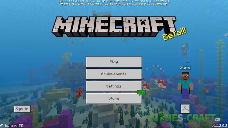 Minecraft Bedrock Edition 1 12 0 6 | | Mines-Craft com