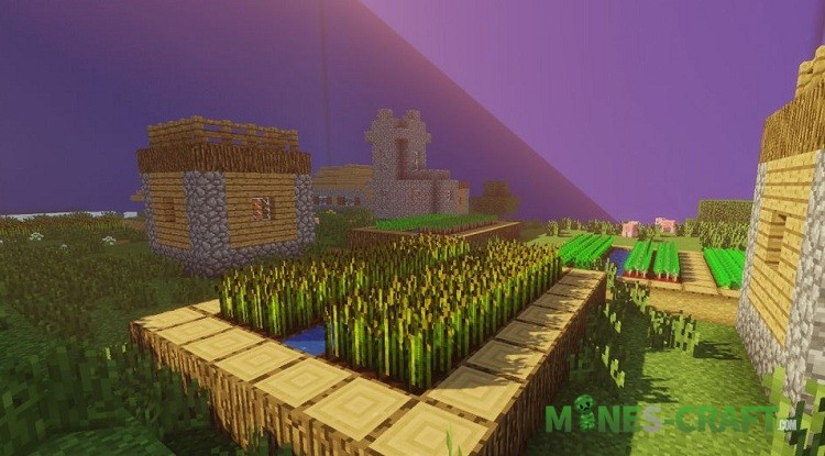 Twisted Mazes Map for Minecraft