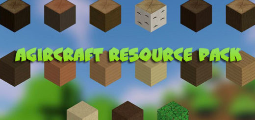 AgirCraft Resource Pack