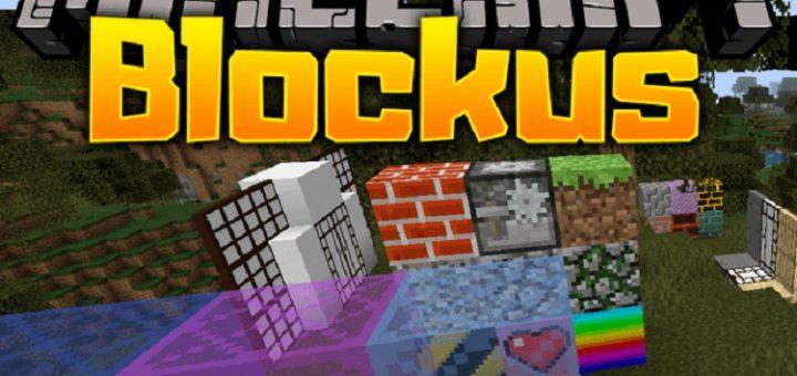 Blockus Mod 1.14.1 & 1.14.2
