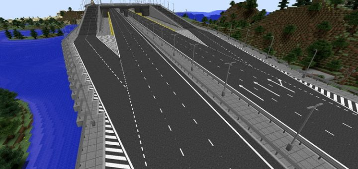 Fureniku's Roads Mod