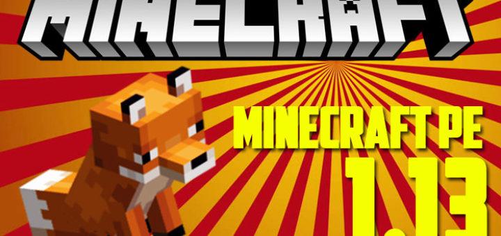 Minecraft PE 1.13