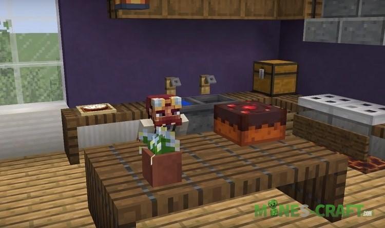 Minecraft 1.15 Food