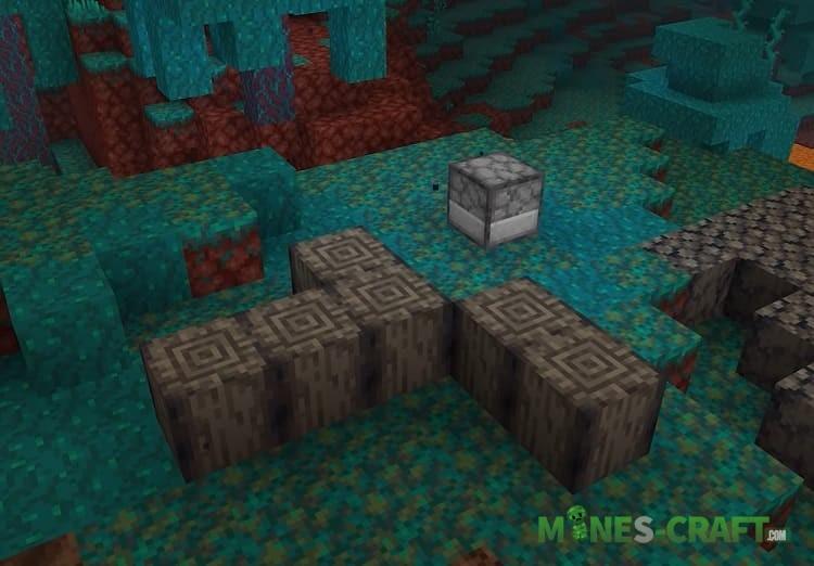 Minecraft 1.16 Forests