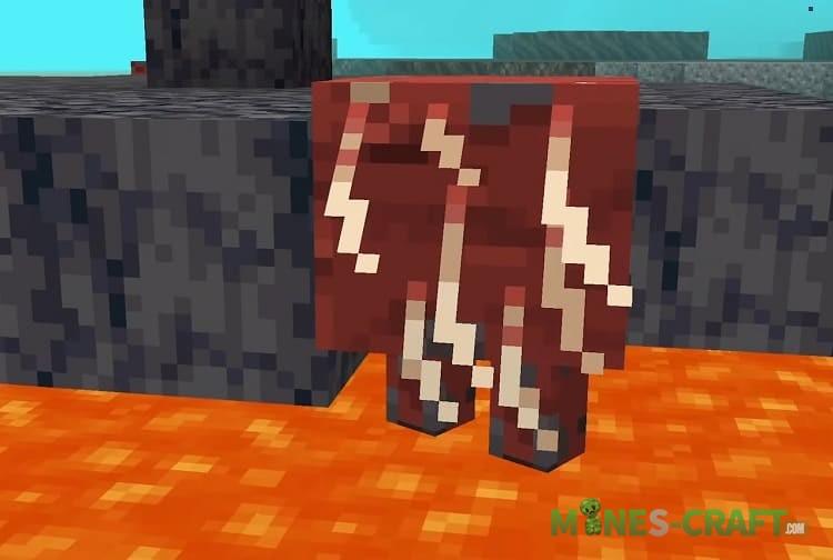 Minecraft 1.16 Striders
